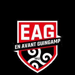 EA GUINGAMP logo